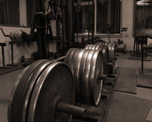 Old School Bodybuilding Gyms