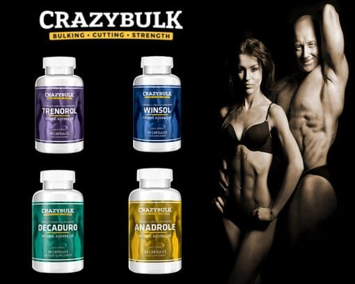 Anabolic Steroid Alternatives